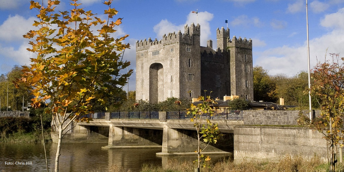 Bunratty Castle, Limerick
