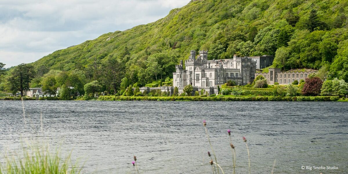Kylemore Abbey, County Galway_Web Size